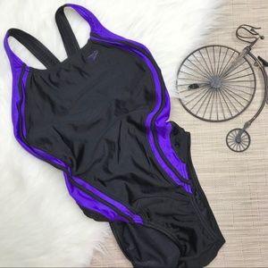 Speedo Solid Endurance Training Swimsuit